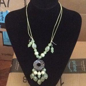 Necklace earrings women